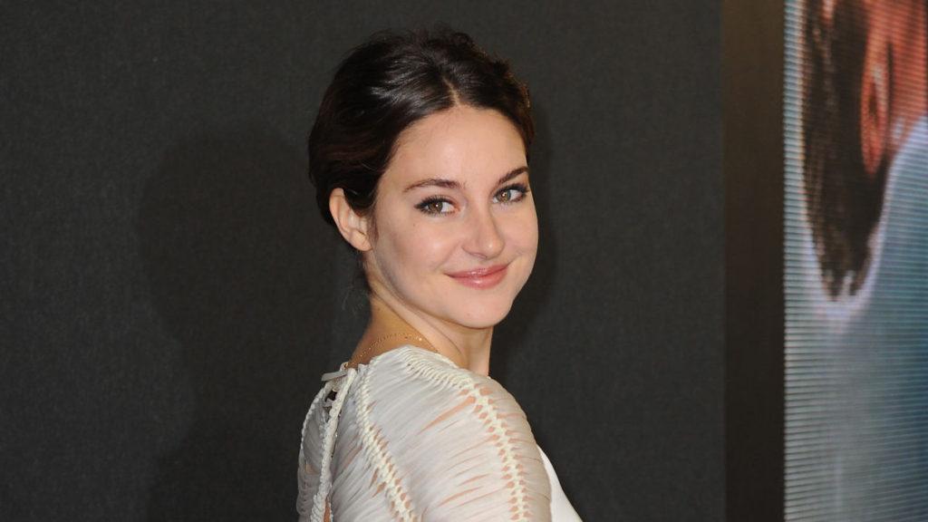 Shailene Diann Woodley The Divergent Series